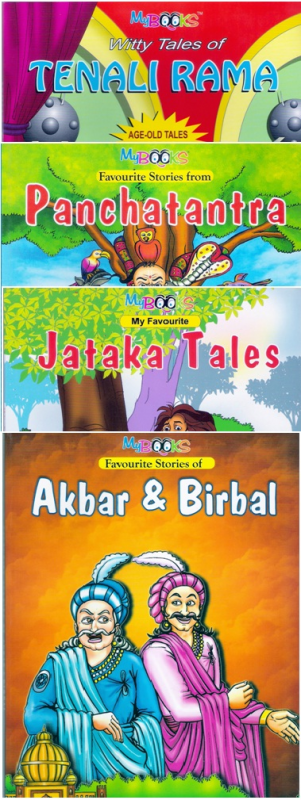Akbar-Birbal & other stories SET
