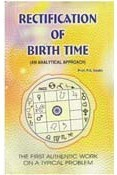 Rectification of Birth Time-an Analytical Approach