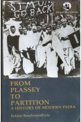 From Plassey to Partition : A History of Modern India375