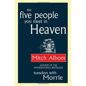 Five People You Meet In Heaven (Paperback) - Click Image to Close