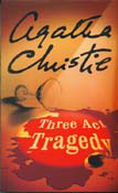 Three Act Tragedy (Paperback)