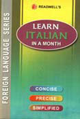 Learn ITALIAN in a Month (paperback)