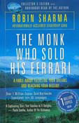 The Monk Who Sold His Ferrari (With CD) (Audiobook)