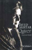 QUIVER: POEMS AND GHAZALS (Paperback)