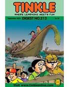 Tinkle Digest No 213(PB)