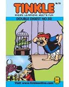 Tinkle Double Digest No 50(PB)