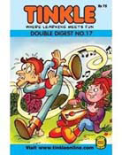 Tinkle Double Digest No 17(PB)