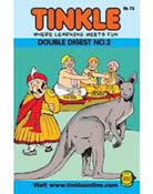 Tinkle Double Digest No 2(PB)