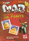Mad-How To Use Oil Paints